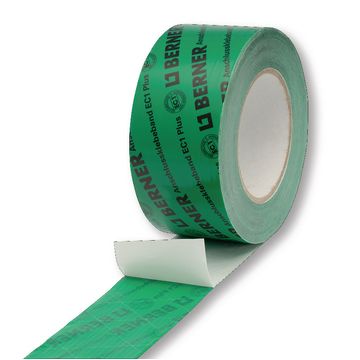 Aansluittape EC1 Plus Interior 60 mm x 0,28 mm x 25 mtr